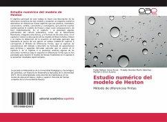 Estudio numérico del modelo de Heston - Sora Arcos, Fabio Nelson; Marín Sánchez, Freddy Hernán; Uriza Suarez, Myriam J