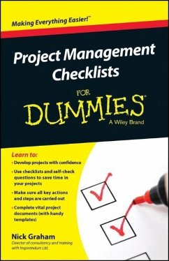 Project Management Checklists For Dummies - Graham, Nick