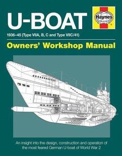 U-Boat Owners' Workshop Manual - Gallop, Alan