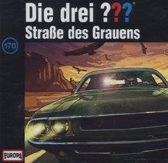 Straße des Grauens / Die drei Fragezeichen - Hörbuch Bd.170 (1 Audio-CD)