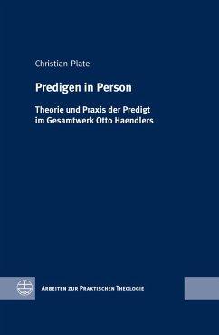 Predigen in Person (eBook, PDF) - Plate, Christian