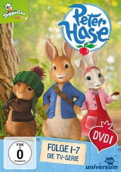 Peter Hase - DVD 1 Folge 1-7