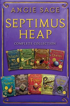 Septimus Heap Complete Collection (eBook, ePUB)