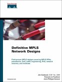 Definitive MPLS Network Designs (eBook, ePUB)