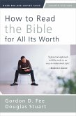 How to Read the Bible for All Its Worth (eBook, ePUB)