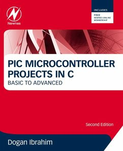 PIC Microcontroller Projects in C (eBook, ePUB) - Ibrahim, Dogan