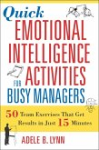 Quick Emotional Intelligence Activities for Busy Managers (eBook, ePUB)