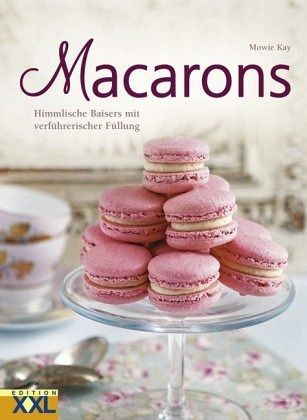 macarons von mowie kay buch. Black Bedroom Furniture Sets. Home Design Ideas