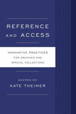 Reference and Access (eBook, ePUB)
