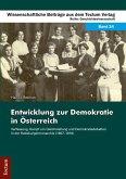 Entwicklung zur Demokratie in Österreich (eBook, PDF)