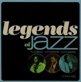 Legends Of Jazz (Lim.Metalbox Edition)