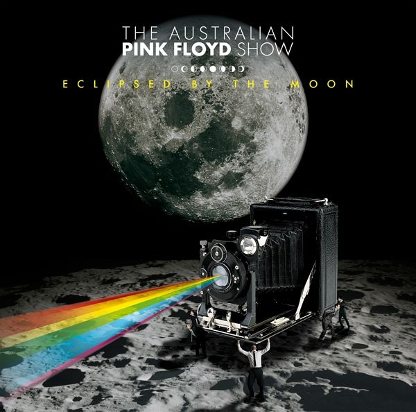 Eclipsed By The Moon Live In Germany Von Australian Pink