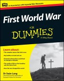 First World War For Dummies (eBook, ePUB)