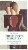 Briefe - Texte - Schriften aus der Zeit am Bauhaus