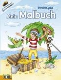 Der kleine Pirat: Mein Malbuch
