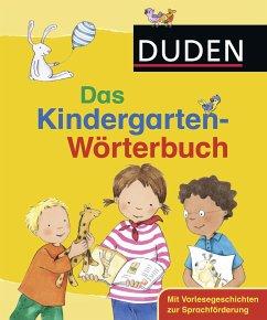 Duden - Das Kindergarten-Wörterbuch (eBook, PDF) - Berlin, GfBM e. V.