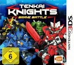 Tenkai Knights: Brave Battle (Nintendo 3DS)