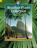 Brazilian Piano Collection, m. Audio-CD