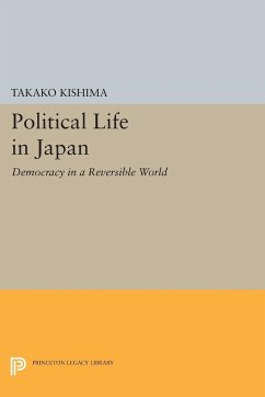 Political Life in Japan - Kishima, Takako