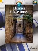 Klezmer Fiddle Tunes, Violine, m. Audio-CD