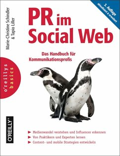 PR im Social Web (eBook, PDF) - Schindler, Marie-Christine; Liller, Tapio