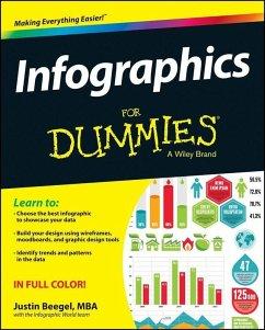 Infographics For Dummies (eBook, PDF) - Beegel, Justin