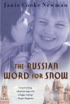 The Russian Word for Snow (eBook, ePUB) - Newman, Janis Cooke