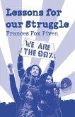 Lessons for Our Struggle (eBook, ePUB)