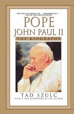 Pope John Paul II (eBook, ePUB) - Szulc, Tad