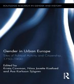 Gender in Urban Europe (eBook, ePUB)