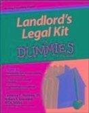 Landlord's Legal Kit For Dummies (eBook, PDF)