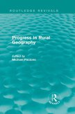 Progress in Rural Geography (Routledge Revivals) (eBook, PDF)