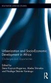 Urbanization and Socio-Economic Development in Africa (eBook, ePUB)
