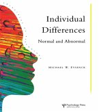 Individual Differences (eBook, ePUB)