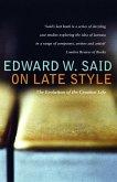 On Late Style (eBook, ePUB)