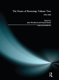 The Poems of Browning: Volume Two (eBook, ePUB)
