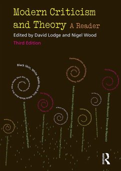Modern Criticism and Theory (eBook, ePUB) - Wood, Nigel; Lodge, David