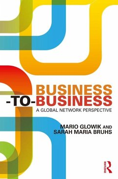 Business-to-Business (eBook, PDF) - Glowik, Mario; Bruhs, Sarah Maria