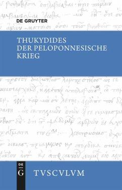 Der Peloponnesische Krieg - Thukydides