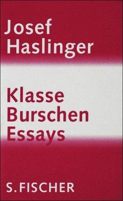 Klasse Burschen (eBook, ePUB) - Haslinger, Josef