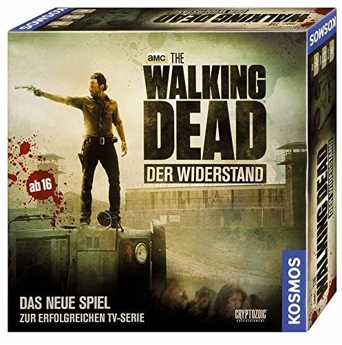 the walking dead spiel der widerstand. Black Bedroom Furniture Sets. Home Design Ideas