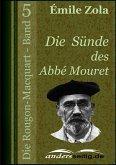 Die Sünde des Abbé Mouret (eBook, ePUB)