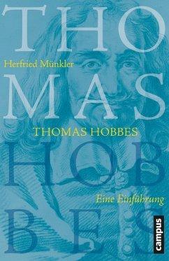 Thomas Hobbes (eBook, PDF) - Münkler, Herfried