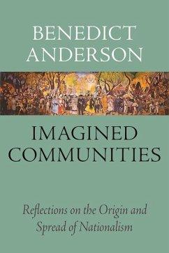 Imagined Communities (eBook, ePUB) - Anderson, Benedict