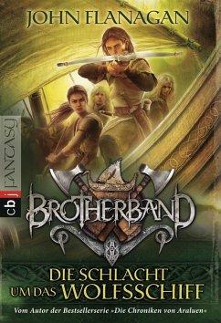 Die Schlacht um das Wolfsschiff / Brotherband Bd.3 (eBook, ePUB) - Flanagan, John