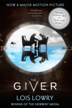 Giver Movie Tie-In Edition (eBook, ePUB) - Lowry, Lois