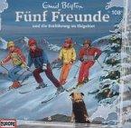 Fünf Freunde und die Entführung im Skigebiet / Fünf Freunde Bd.108 (1 Audio-CD)