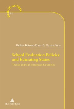 School Evaluation Policies and Educating States - Buisson-Fenet, Hélène; Pons, Xavier