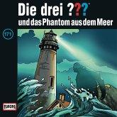 Das Phantom aus dem Meer / Die drei Fragezeichen - Hörbuch Bd.171 (1 Audio-CD)