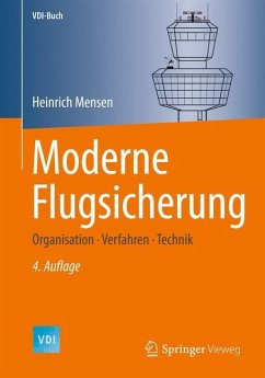 Moderne Flugsicherung - Mensen, Heinrich